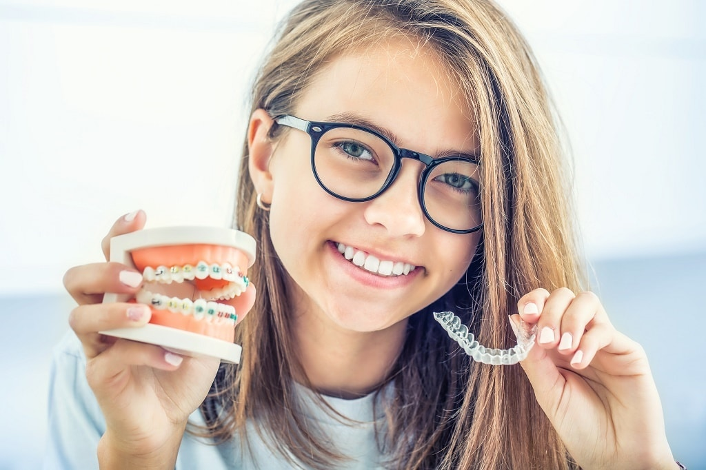 Invisalign or Braces: What's the Difference?